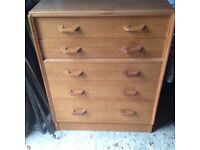 G-Plan Chest of Drawers