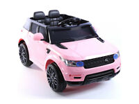 12V Range Rover Style Mini HSE Electric Children's Ride on Jeep