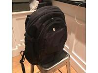 Targus black work rugsack - good condition