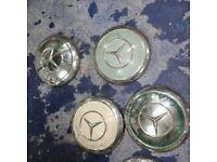 Wheel caps 1960 1970