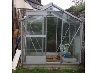 6 x 4 ' Greenhouse for taking away
