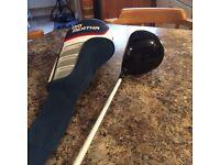 Golf driver - Callaway Big Bertha regular shaft mens