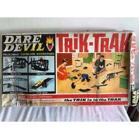 Dare devil, trick-trak 60s/70s
