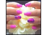 Nail Technician, (beauty therapist) offering gel nails,nail extensions,waxing,facials,eyelashes