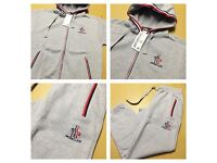 Brand New With Tags Men's Moncler Grey Tracksuit £30