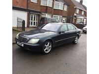 Mercedes S320 L w220 S Class / OPEN TO OFFERS