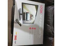 Full HD LED TV Logik 24''