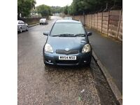 (((TOYOTA YARIS 1300 O4 PLATE AT ONLY £1595 ONO))