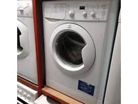 indesit 7 kg factory reconditioned washing machine ( 6 MONTHS WARANTY)