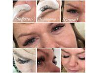 3d eyelashes extension 25£
