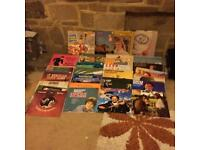 500+ country vinyl record lps, collection only