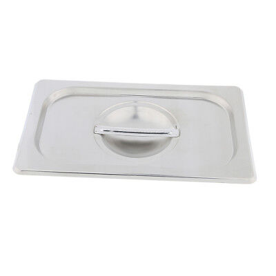 13 Lid For Stainless Steel Hotel Restaurant Steam Table Pan Silver