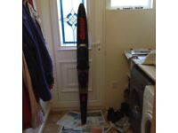 O'Brien mono ski. Old and hasn't been used for twenty years, 167cms, medium size.