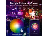 Smart Multi-colour LED Lightbulb