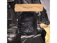 Louis Vuitton bag / rucksack 100% genuine leather