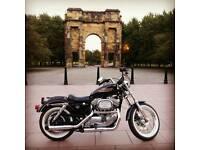 Harley Davidson Sportster XLH 2001. 883