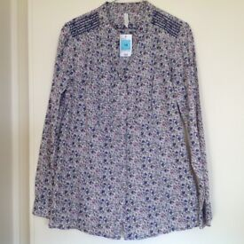 BRAND NEW M&S BLOUSE still with original tags on - SIZE 14