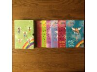 Rainbow Magic Box Set ' The Green Fairies'