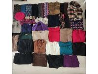 Ladies medium 12/14 size clothes bundle 36 items