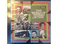 The World of Stereo Action - Vinyl