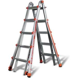 Brand New Little Giant Alta One Type 1 Model 22' Ladder Four available (pick up) - DI14