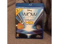 2 disc WOW Disney bluray calibration