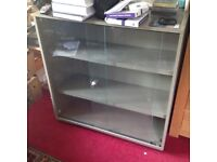Metal office cabinet