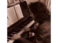 Piano Teacher/Jazz, Blues & Classical pianist