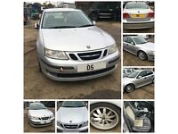 Saab Vector Tid 2005 1.9 Silver 268 Diesel For Breaking All Parts Available