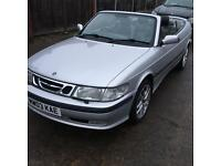 Saab 9-3 Turbo Convertible - Open To OFFERS