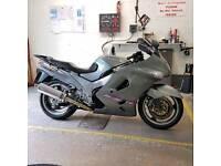 Kawasaki ZZR1100 D5