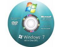 2016 Windows 7 Aio SP1 October