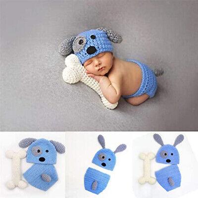Traje de foto de bebé recién nacido accesorio de fotografía conjunto de...