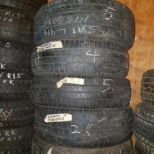 One 185 60 15 tire for sale