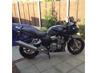 Honda CB1300SA-5 for sale in excellent condition, 12 months mot, FSH, brand new tyres and brake pads