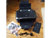 Canon IP4700 printer with spare inks