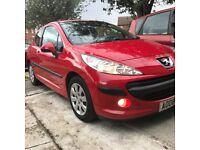 Peugeot 207 HDi £30 Tax