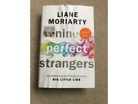 Nine Perfect Strangers by Liane Moriarty, Hardback