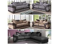 ⚡QUICK THIS WILL NOT LAST⚡ PREMIUM QUALITY 3/2, 3+2+1 & CORNER SOFA AVAILABLE🔥PAYMENT ON DELIVERY‼️