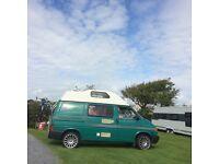 Vw campervan motor home not Westfalia autosleeper reimo