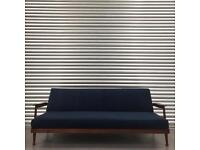 Super cool retro Guy Rodgers daybed sofa. Mid century modern classic