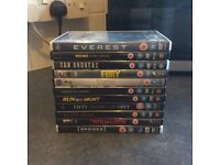 Like New 2015 DVDs