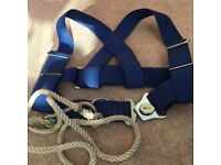 Sailing Safety Harness Traditional Style