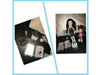 Bratz dolls with accessories !