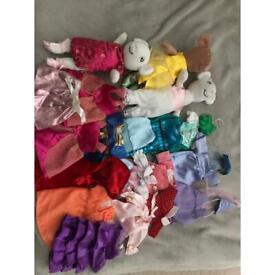 angelina ballerina dolls
