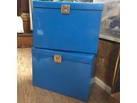 Foolscap filing boxes *FREE*