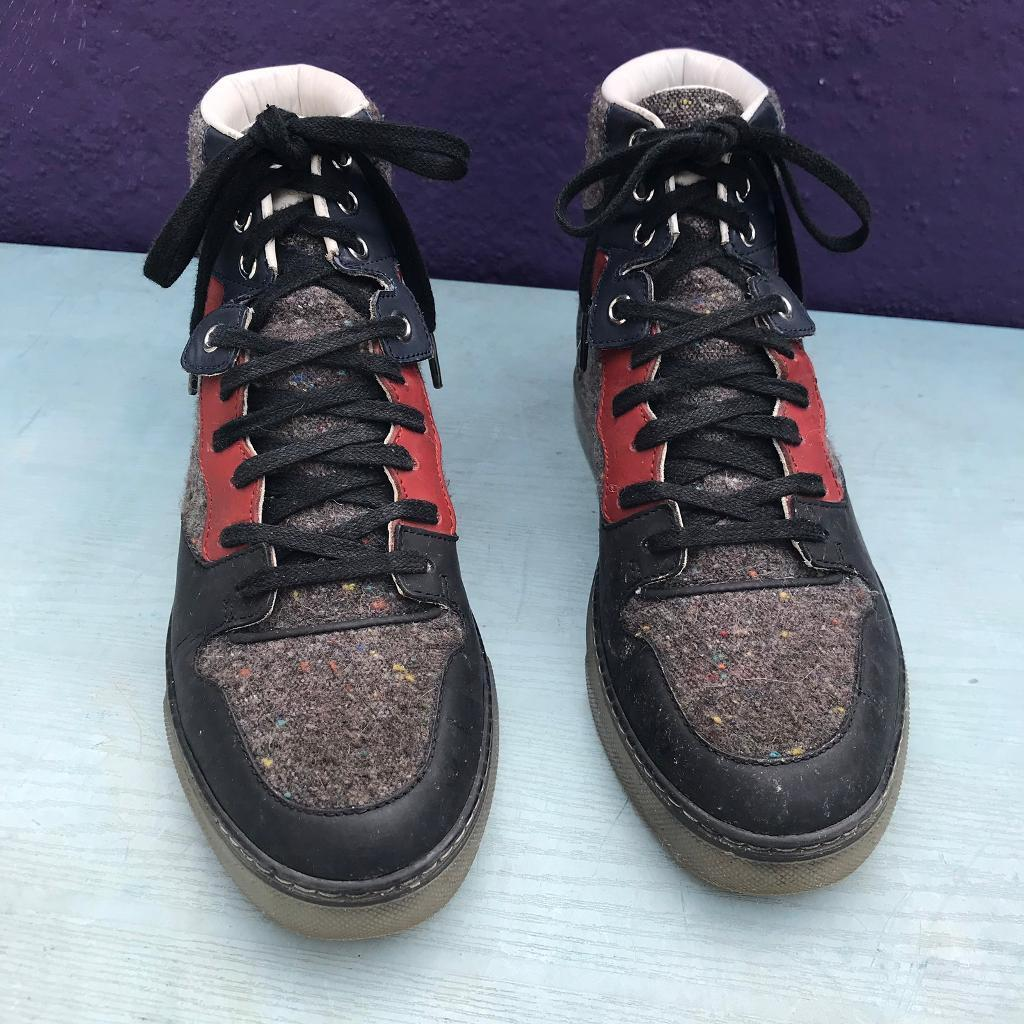 Balenciaga high top trainers size 3 | in Docklands, London | Gumtree