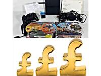 CASH PAID WANTING Consoles // Games {New // Retro} ££
