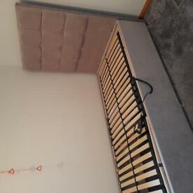 Electric Riser Singlebed frame only