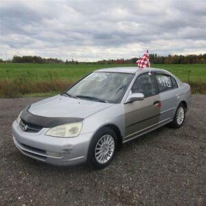 2001 Acura EL -